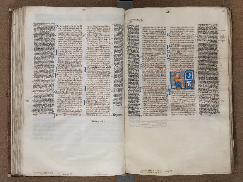 SAINT-OMER, Bibliothèque municipale, 0457, f. 116v - 117