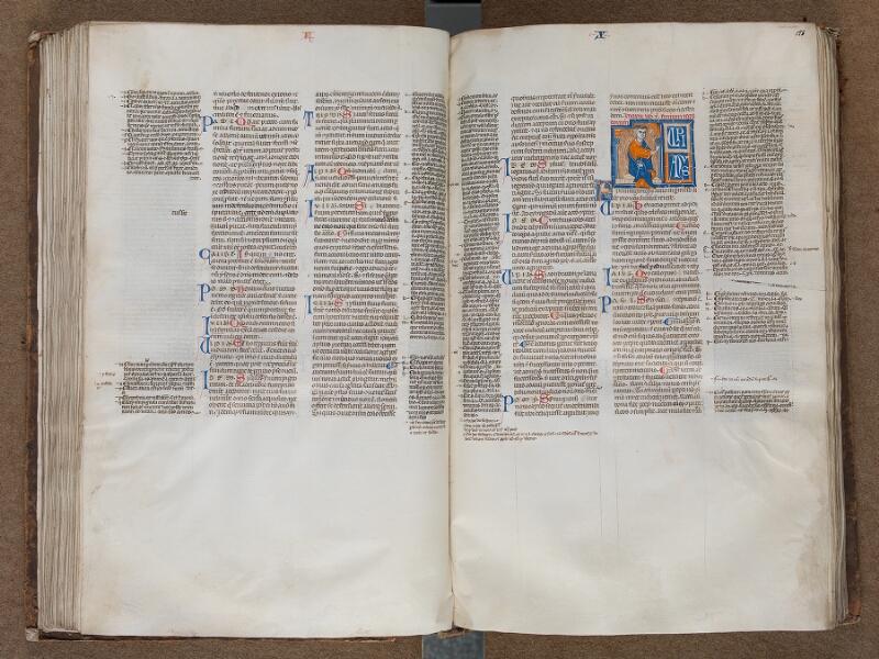 SAINT-OMER, Bibliothèque municipale, 0457, f. 127v - 128