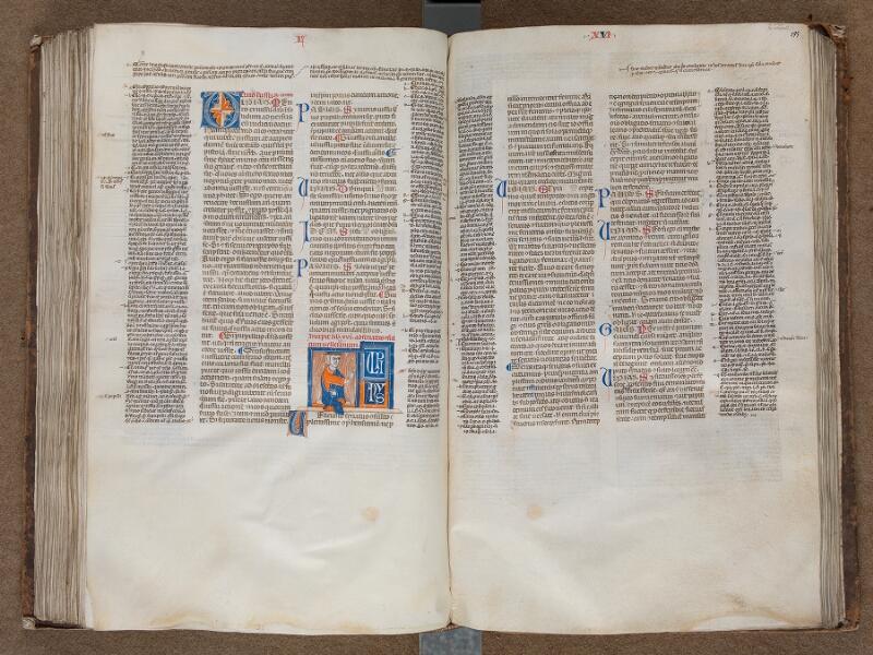 SAINT-OMER, Bibliothèque municipale, 0457, f. 194v - 195