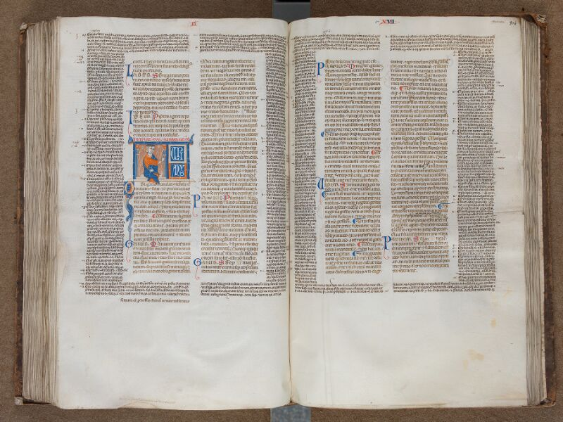 SAINT-OMER, Bibliothèque municipale, 0457, f. 203v - 204