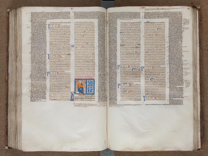 SAINT-OMER, Bibliothèque municipale, 0457, f. 231v - 232