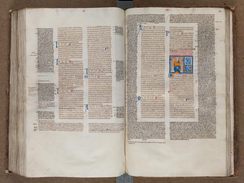 SAINT-OMER, Bibliothèque municipale, 0457, f. 248v - 249