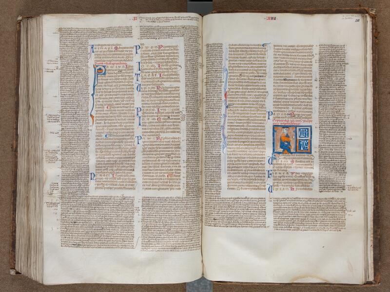 SAINT-OMER, Bibliothèque municipale, 0457, f. 281v - 282