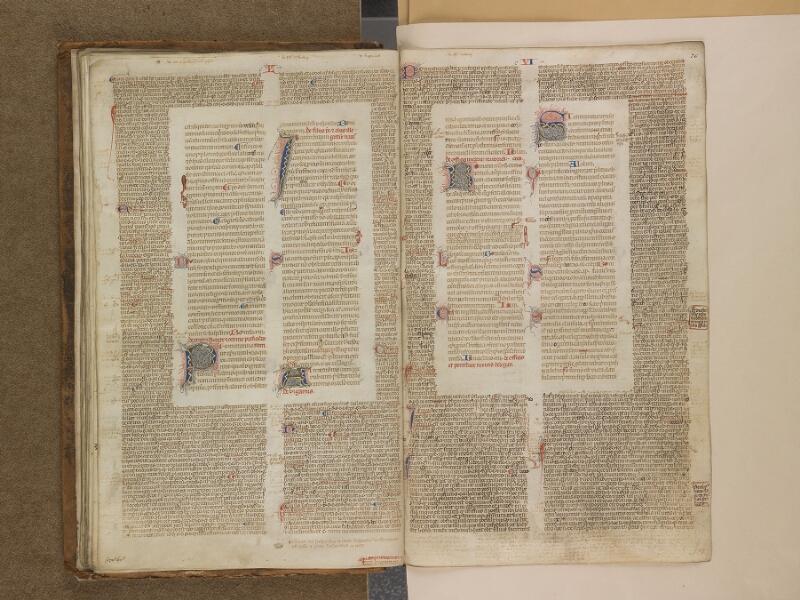 SAINT-OMER, Bibliothèque municipale, 0458, f. 025v - 026