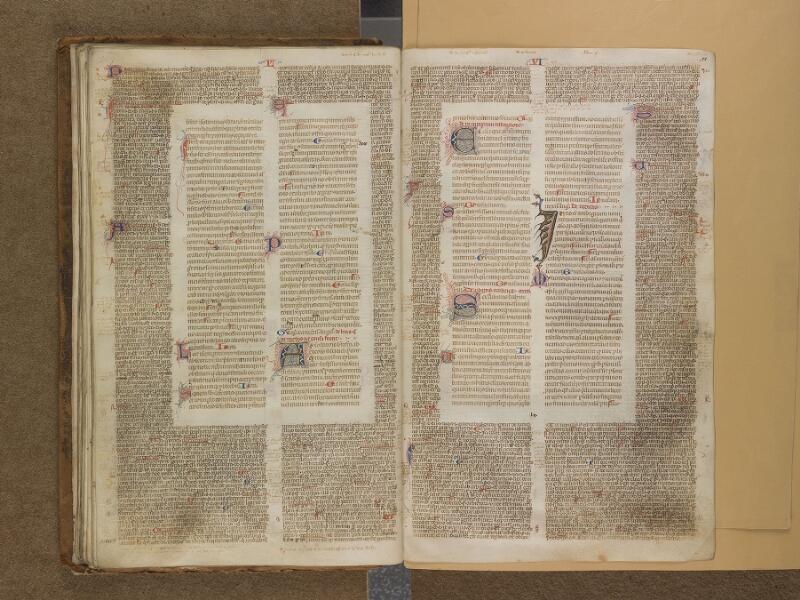 SAINT-OMER, Bibliothèque municipale, 0458, f. 031v - 032