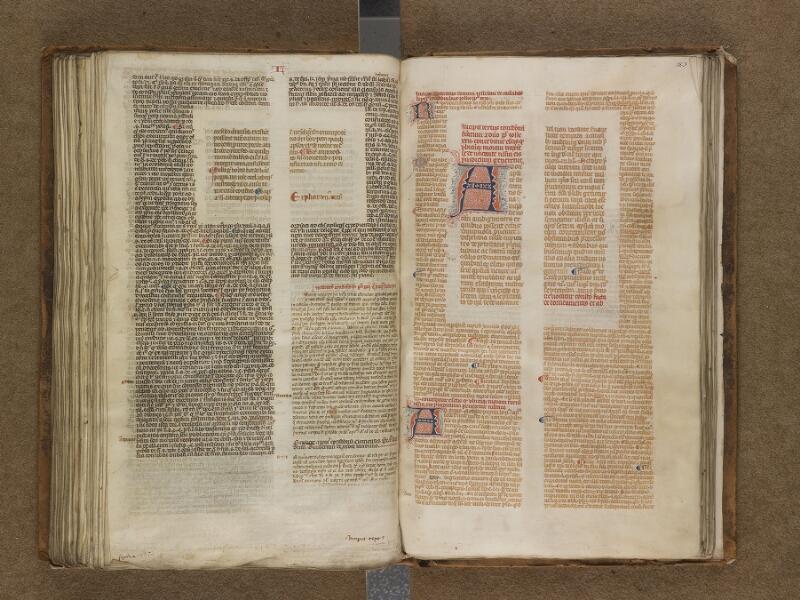 SAINT-OMER, Bibliothèque municipale, 0458, f. 162v - 163