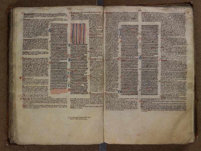 SAINT-OMER, Bibliothèque municipale, 0459, f. 103v - 104