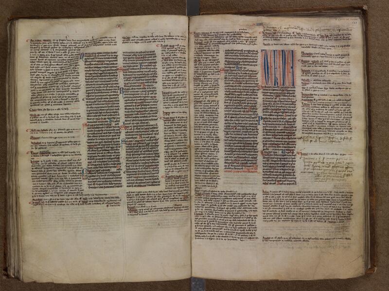 SAINT-OMER, Bibliothèque municipale, 0459, f. 151v - 152