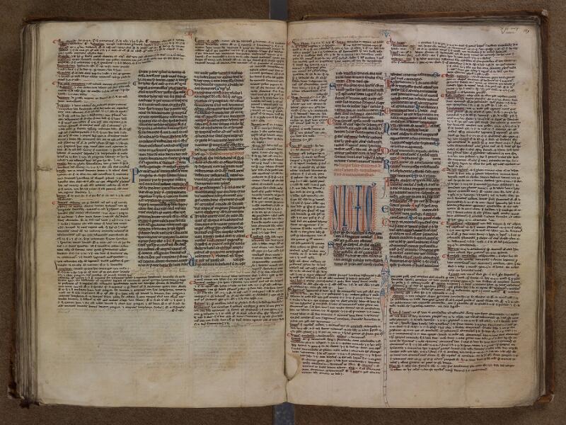 SAINT-OMER, Bibliothèque municipale, 0459, f. 168v - 169