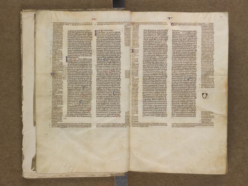SAINT-OMER, Bibliothèque municipale, 0465, f. 007v - 008