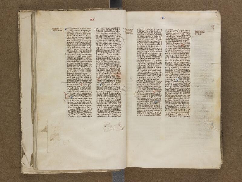 SAINT-OMER, Bibliothèque municipale, 0465, f. 031v - 032