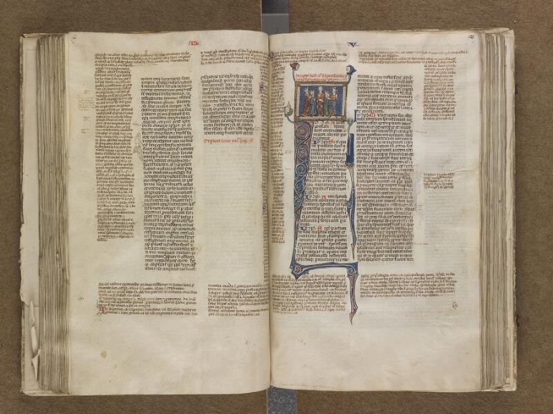 SAINT-OMER, Bibliothèque municipale, 0465, f. 122v - 123