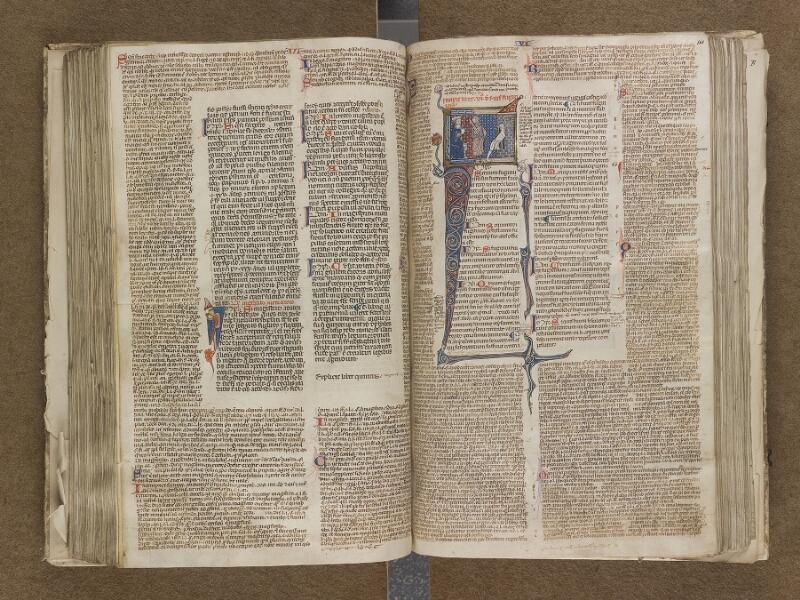SAINT-OMER, Bibliothèque municipale, 0465, f. 160v - 161