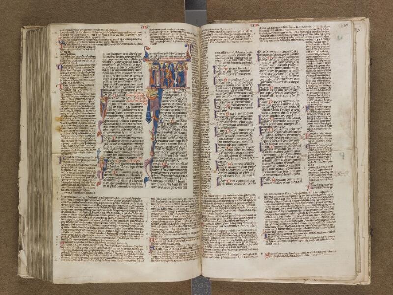SAINT-OMER, Bibliothèque municipale, 0465, f. 264v - 265