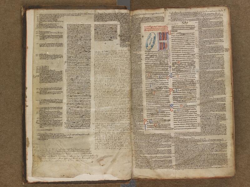 SAINT-OMER, Bibliothèque municipale, 0466, f. 001v - 002