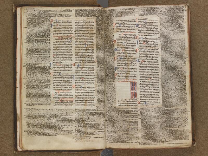 SAINT-OMER, Bibliothèque municipale, 0466, f. 013v - 014