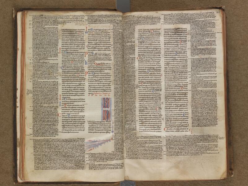SAINT-OMER, Bibliothèque municipale, 0466, f. 027v - 028