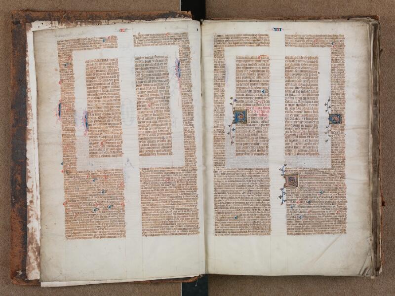 SAINT-OMER, Bibliothèque municipale, 0479, f. 001v - 002