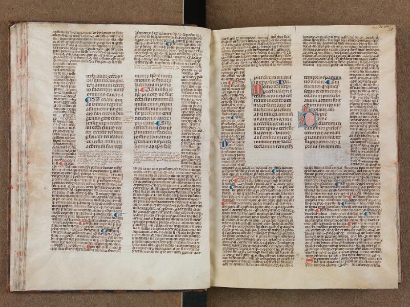 SAINT-OMER, Bibliothèque municipale, 0483, f. 027v - 028