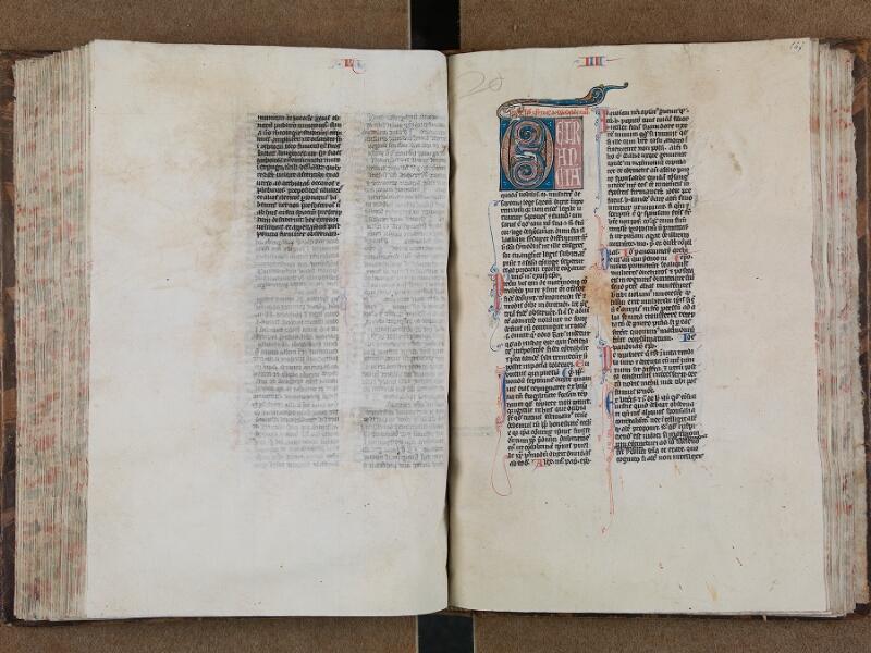 SAINT-OMER, Bibliothèque municipale, 0488, f. 166v - 167