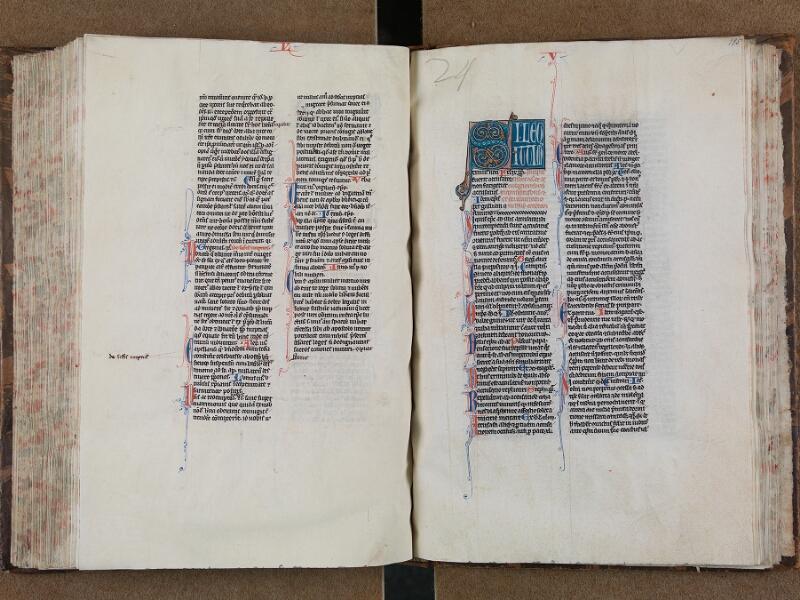 SAINT-OMER, Bibliothèque municipale, 0488, f. 184v - 185