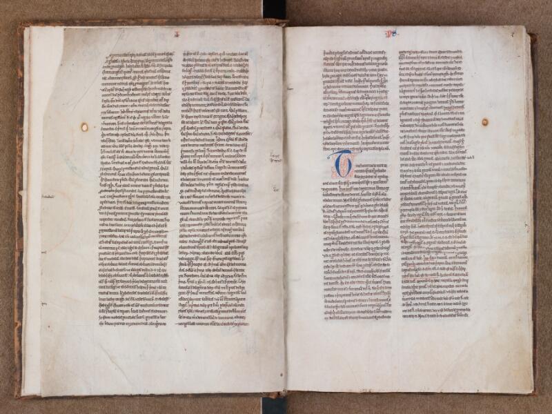 SAINT-OMER, Bibliothèque municipale, 0493, f. 001v - 002