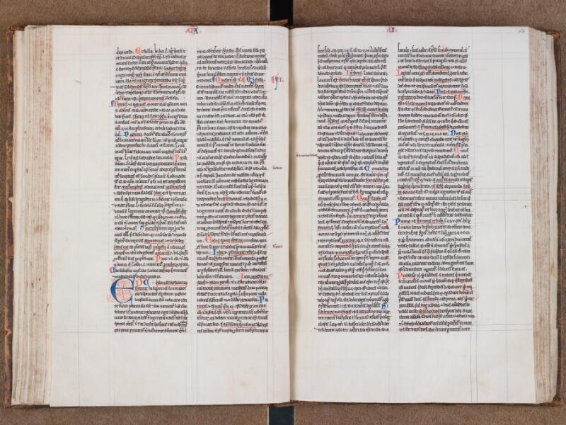 SAINT-OMER, Bibliothèque municipale, 0493, f. 063v - 064
