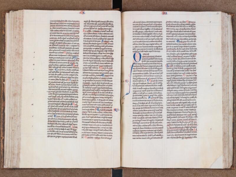 SAINT-OMER, Bibliothèque municipale, 0493, f. 084v - 085