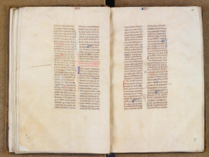 SAINT-OMER, Bibliothèque municipale, 0494, f. 025v - 026