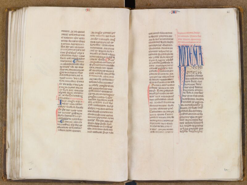 SAINT-OMER, Bibliothèque municipale, 0494, f. 053v - 054