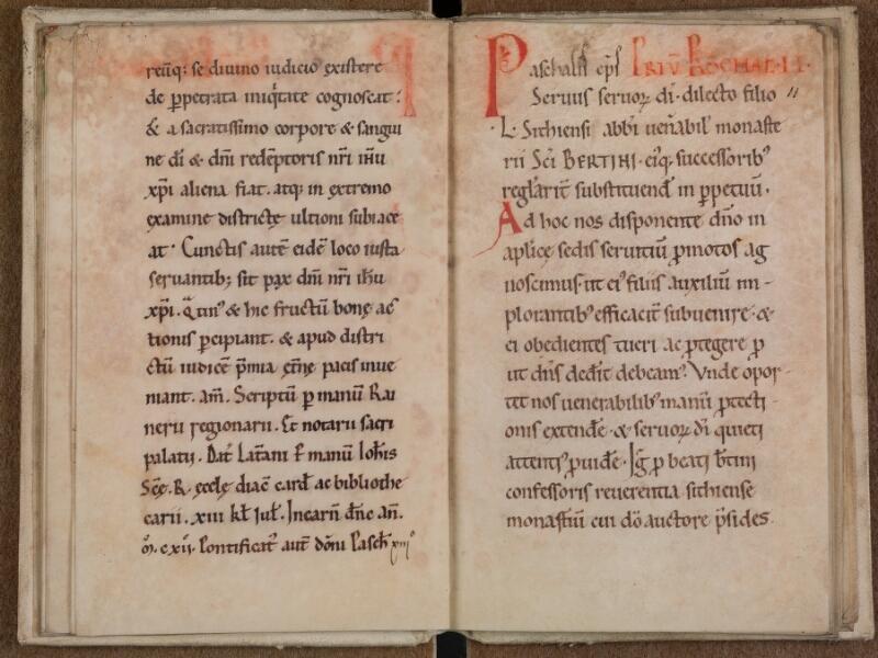 SAINT-OMER, Bibliothèque municipale, 0579, f. 010v - 011