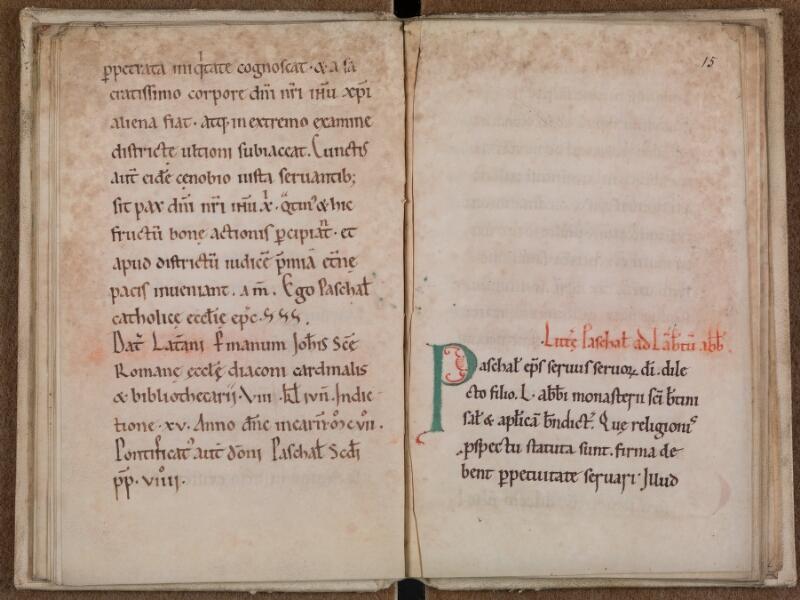 SAINT-OMER, Bibliothèque municipale, 0579, f. 014v - 015