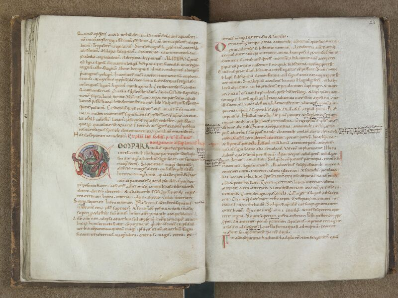 SAINT-OMER, Bibliothèque municipale, 0664, f. 023v - 024
