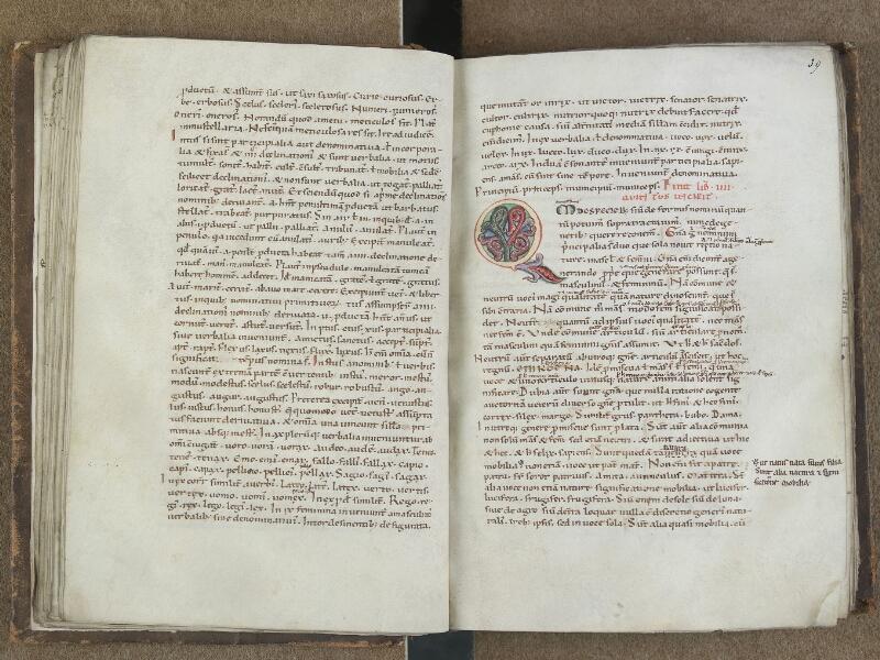SAINT-OMER, Bibliothèque municipale, 0664, f. 038v - 039