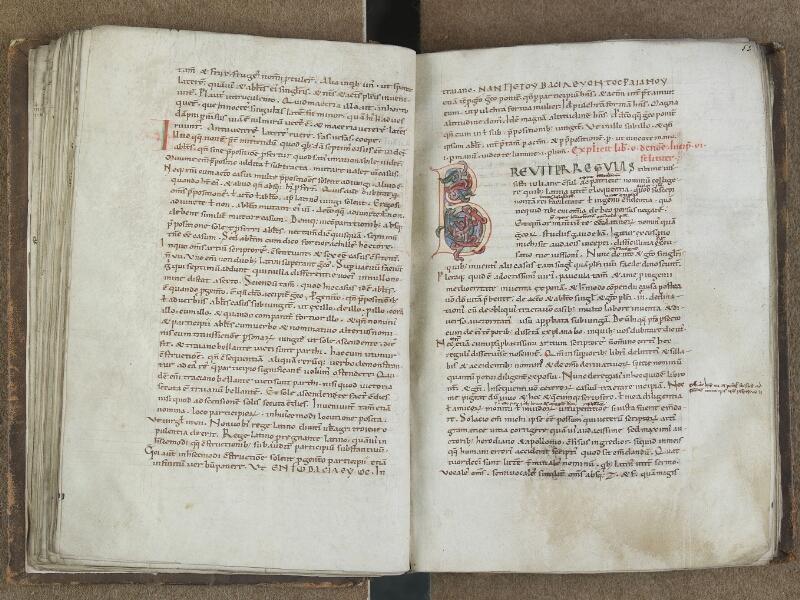 SAINT-OMER, Bibliothèque municipale, 0664, f. 051v - 052