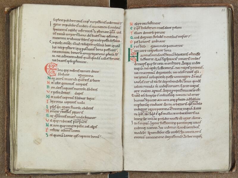 SAINT-OMER, Bibliothèque municipale, 0684, f. 032v - 033