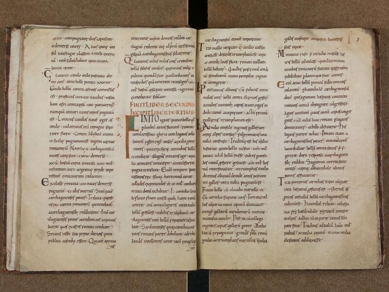 SAINT-OMER, Bibliothèque municipale, 0697, f. 006v - 007