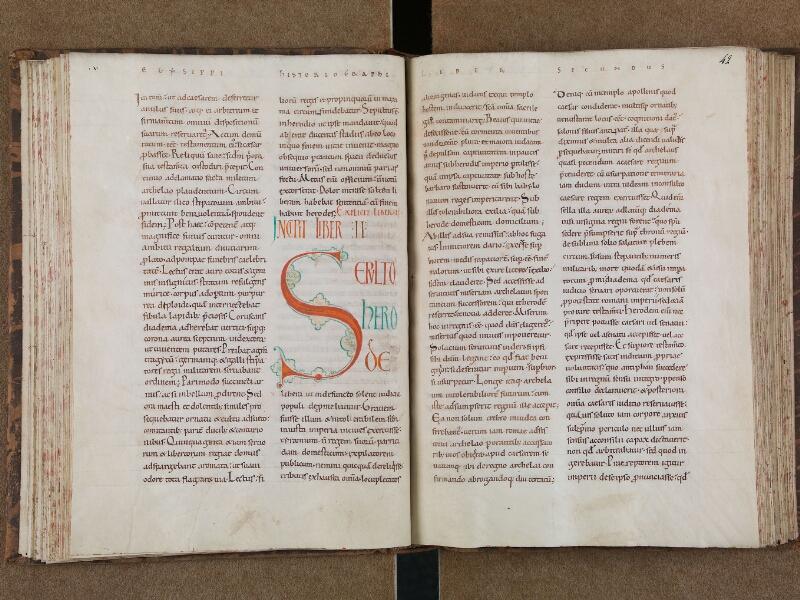 SAINT-OMER, Bibliothèque municipale, 0700, f. 041v - 042