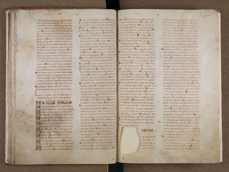 SAINT-OMER, Bibliothèque municipale, 0715, vol. 1, f. 033v - 034