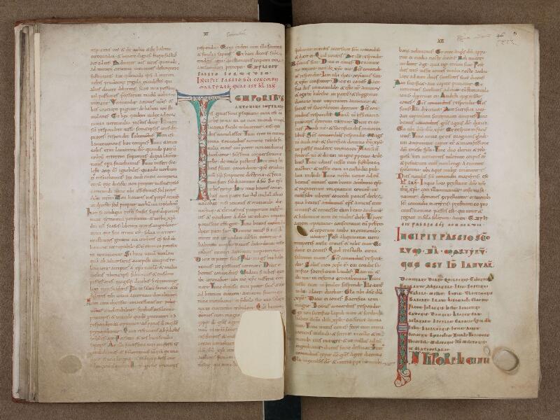 SAINT-OMER, Bibliothèque municipale, 0715, vol. 1, f. 034v - 035