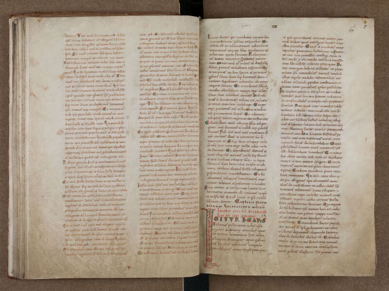 SAINT-OMER, Bibliothèque municipale, 0715, vol. 1, f. 036v - 037