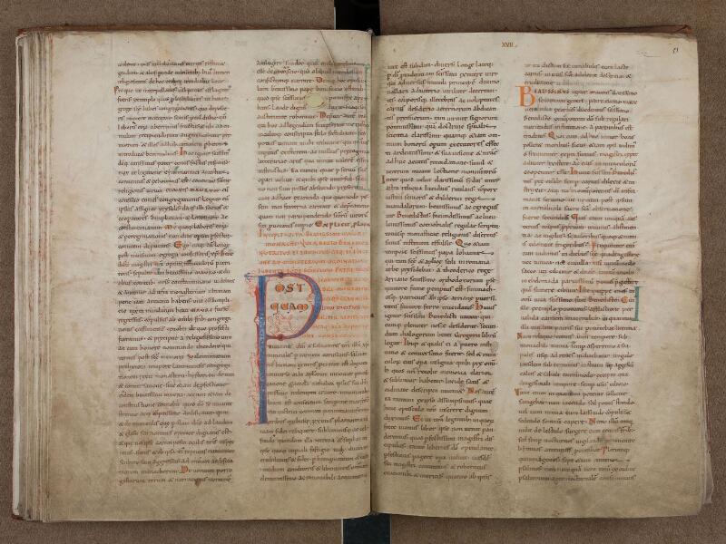 SAINT-OMER, Bibliothèque municipale, 0715, vol. 1, f. 054v - 055
