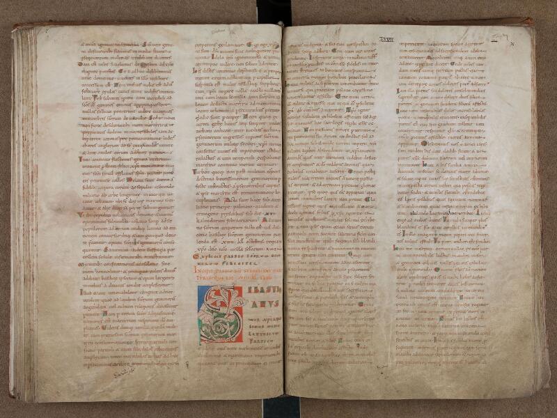 SAINT-OMER, Bibliothèque municipale, 0715, vol. 1, f. 073v - 074