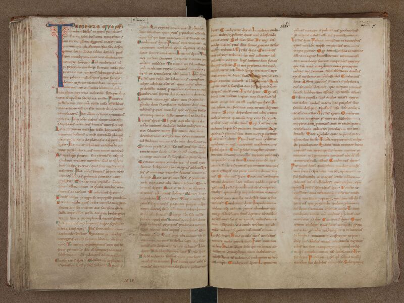 SAINT-OMER, Bibliothèque municipale, 0715, vol. 1, f. 092v - 093
