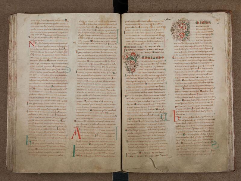 SAINT-OMER, Bibliothèque municipale, 0715, vol. 1, f. 130v - 131