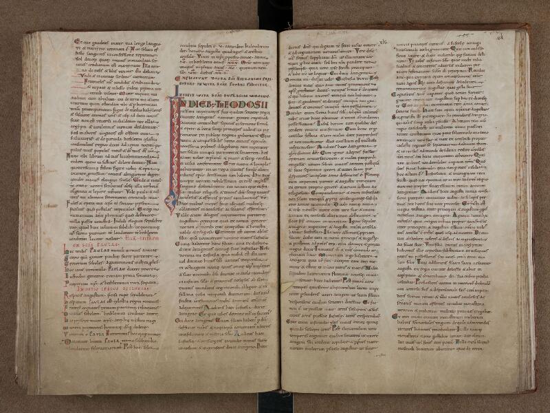 SAINT-OMER, Bibliothèque municipale, 0715, vol. 1, f. 143v - 144