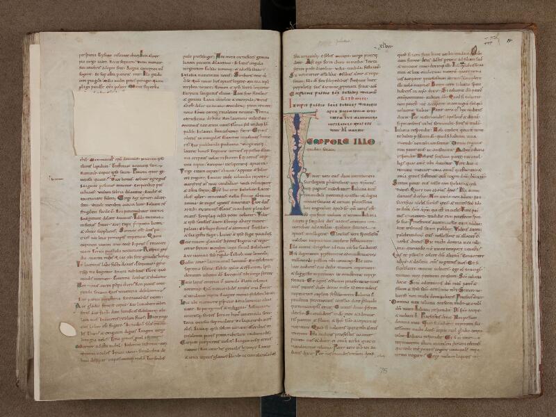 SAINT-OMER, Bibliothèque municipale, 0715, vol. 1, f. 149v - 150