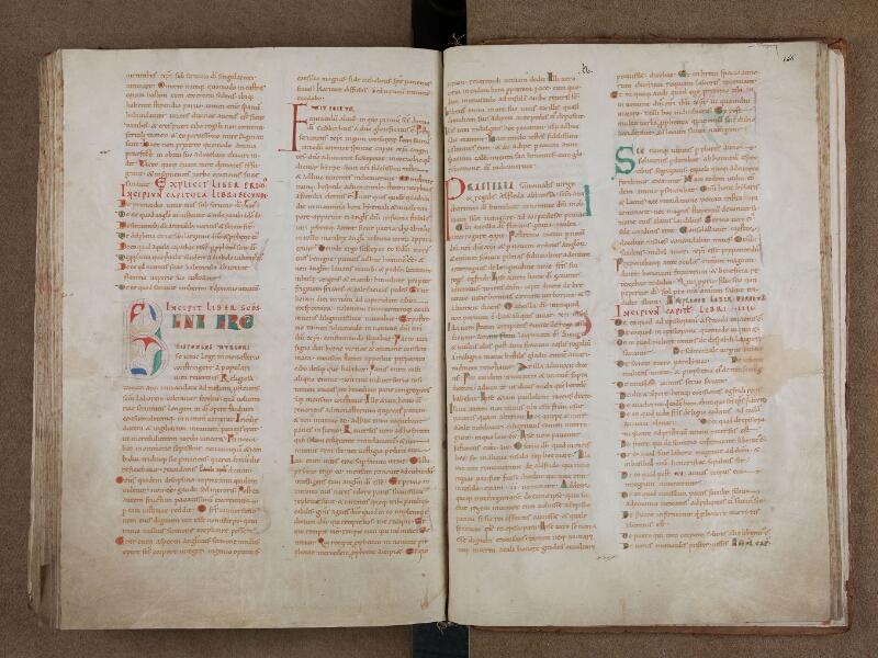 SAINT-OMER, Bibliothèque municipale, 0715, vol. 1, f. 165v - 166