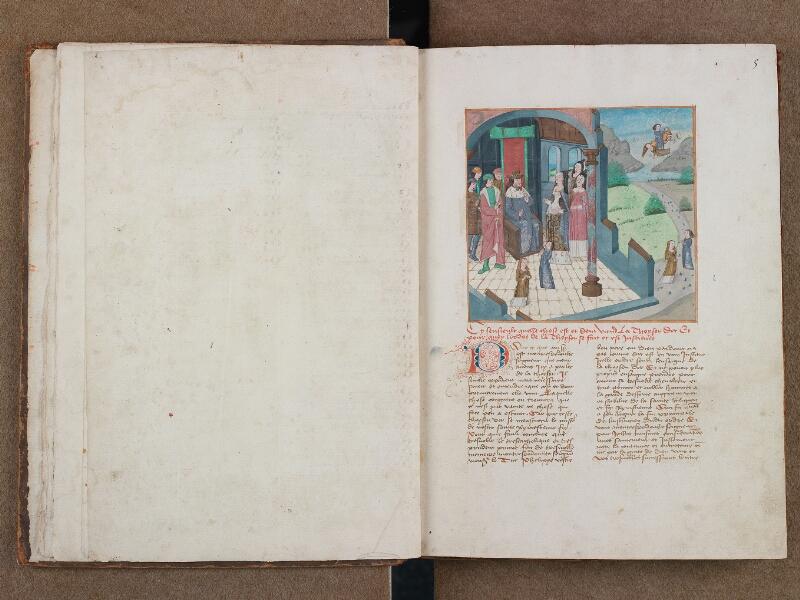SAINT-OMER, Bibliothèque municipale, 0723, f. 004v - 005