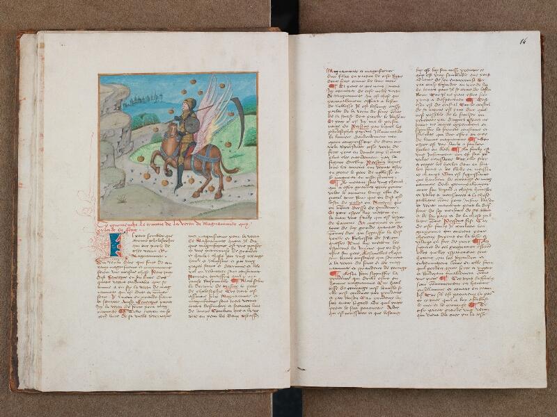 SAINT-OMER, Bibliothèque municipale, 0723, f. 013v - 014
